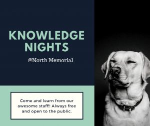Knowledge Night  - Dental Health @ North Memorial Animal Hospital